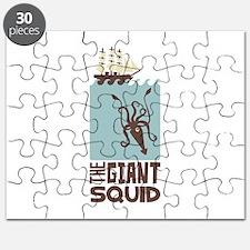 The Giant Squid Puzzle