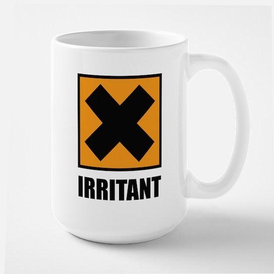 IRRITANT Large Mug