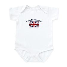 Portsmouth, England Infant Bodysuit