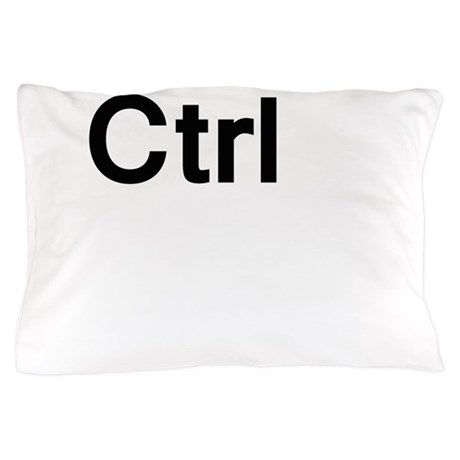 ctrl.png Pillow Case