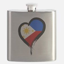 Heart Nation 08 Flask