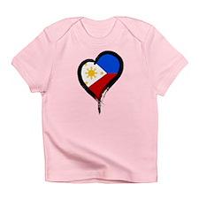 Heart Nation 08 Infant T-Shirt