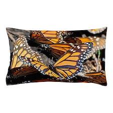 Monarch Butterflies 1 Pillow Case