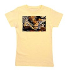 Monarch Butterflies 1 Girl's Tee