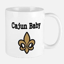 Cajun Baby Mugs