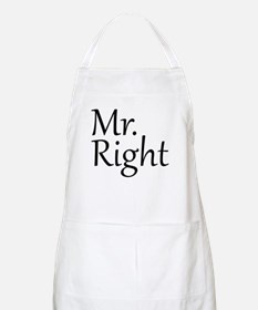 Mr. Right Apron