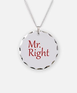 Mr. Right Necklace