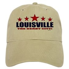 Louisville The Derby City Baseball Cap