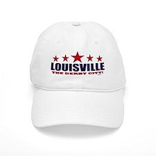 Louisville The Derby City Baseball Cap