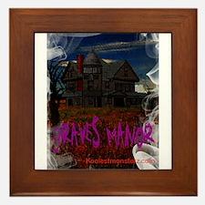Graves Manor Framed Tile