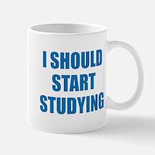 I Should Start Studying Mug