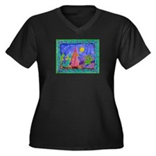 New Coyotes Plus Size T-Shirt