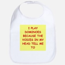 dominoes Bib