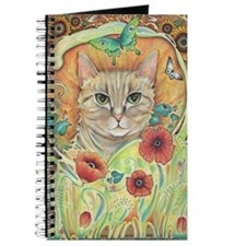 Poppy Cat Journal