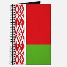 Belarus flag Journal