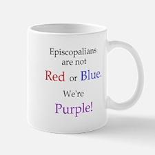 Episco-Purple Mug
