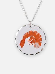 Shrimp Necklace