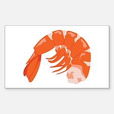 Shrimp Decal