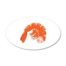 Shrimp Wall Decal