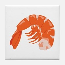 Shrimp Tile Coaster