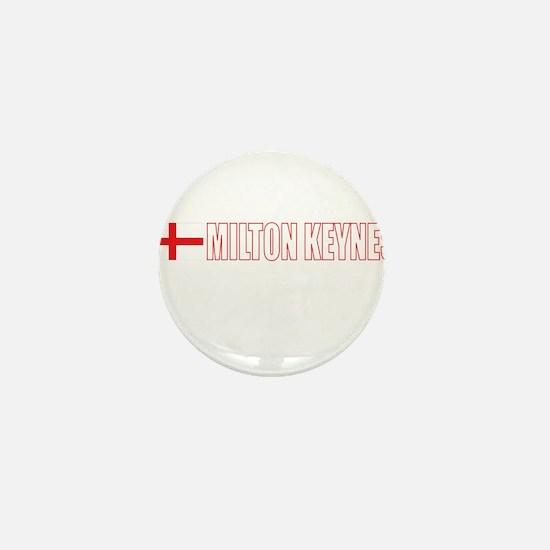 Milton Keynes, England Mini Button