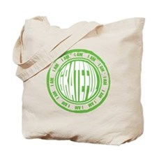 I AM Grateful Tote Bag
