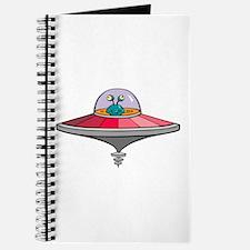 Alien Saucer Journal
