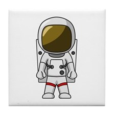 Astronaut Tile Coaster