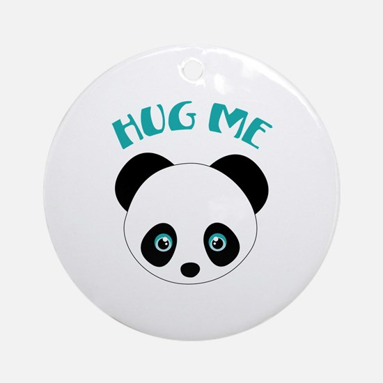 Hug Me Ornament (Round)