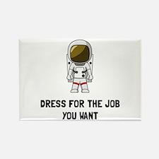 Astronaut Dress Magnets