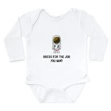 Astronaut Dress Body Suit