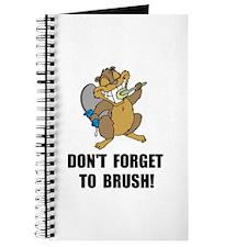 Beaver Brush Journal