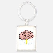 Brainstorm Keychains