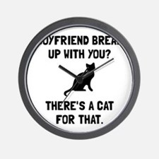 Cat For That Wall Clock