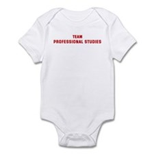 Team PROFESSIONAL STUDIES Infant Bodysuit