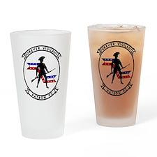 VP 92 Forever Vigilant Drinking Glass