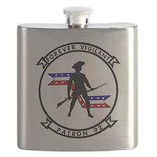 VP 92 Forever Vigilant Flask