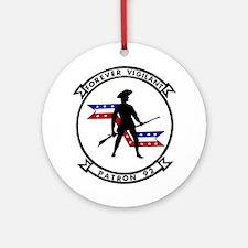 VP 92 Forever Vigilant Ornament (Round)