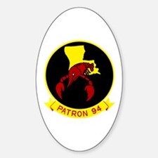 VP 94 Crawfishers Sticker (Oval)