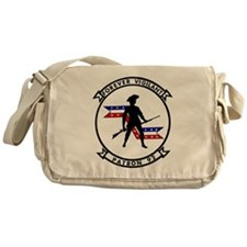 VP 92 Forever Vigilant Messenger Bag