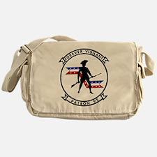 VP 92 Forever Vigilant Messenger Bag