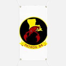 VP 94 Crawfishers Banner