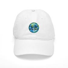 World Peace Through Inner Peace Baseball Cap