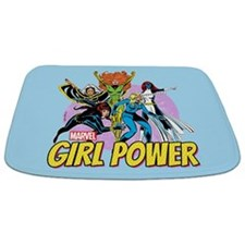 Marvel Girl Power Bathmat