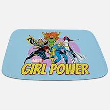 Marvel Girl Power Bathmat