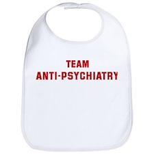 Team ANTI-PSYCHIATRY Bib