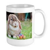 Easter mugs Large Mugs (15 oz)