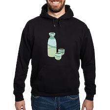 Sake Drink Set Hoodie
