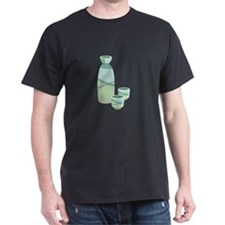 Sake Drink Set T-Shirt