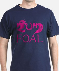 Foal 2014 Filly Horse T-Shirt